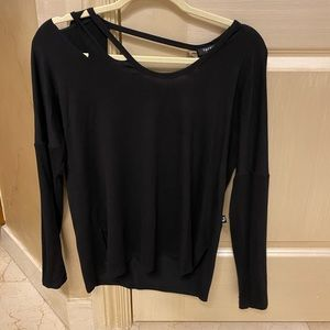 Terez long sleeved top